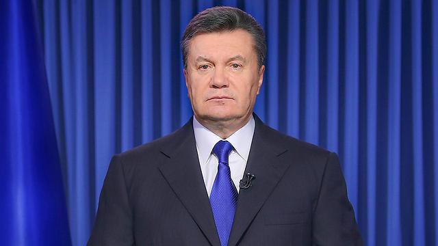 Viktor Yanukovych (Photo: AP)