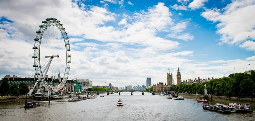 להזמין מראש. לונדון איי (צילום: shutterstock)