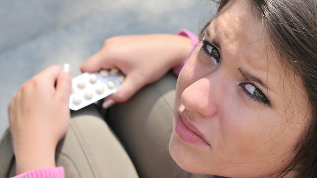 הסיכון הכרוך בגלולות נמשך לעיתים קרובות עשרות שנים (צילום: shutterstock) (צילום: shutterstock)
