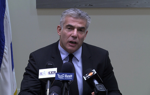 Minister Yair Lapid 'Pull the dialogue between the two ministries out of their current mud-slinging' (Photo: Eli Mendelbaum) (Photo: Eli Mendelbaum)