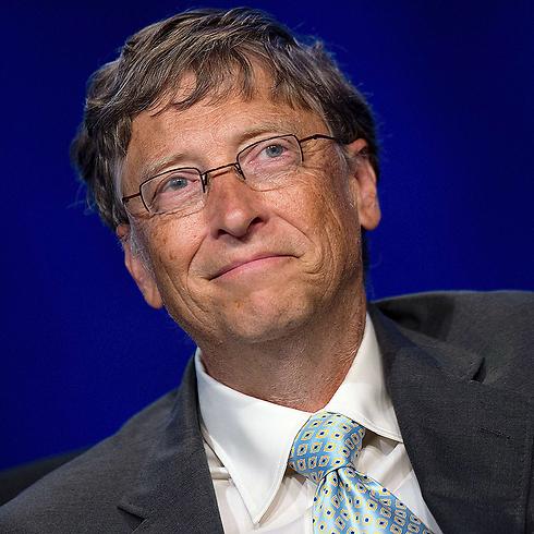 שוב העשיר בעולם. ביל גייטס (צילום: AFP) (צילום: AFP)