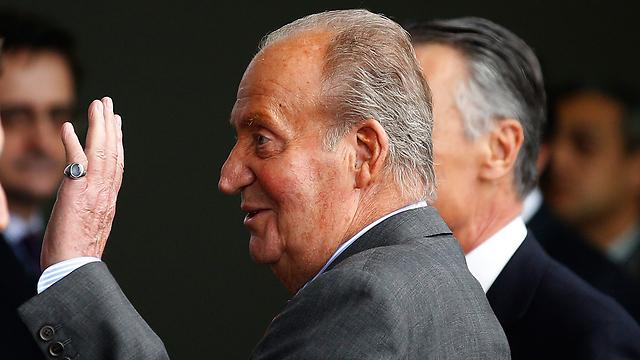 ירש את השלטון מפרנקו. מלך ספרד חואן קרלוס (צילום: רויטרס) (צילום: רויטרס)