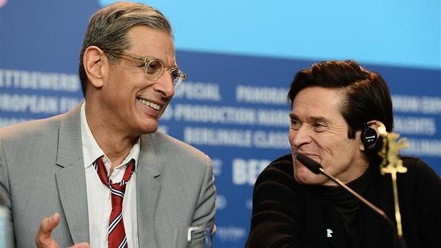 ווילם דפו וג'ף גולדבלום. תפקידים קטנים מכל הלב (צילום: גטי אימג'בנק) (צילום: גטי אימג'בנק)