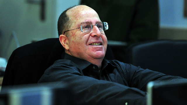 Ya'alon's comments were a great insult (Photo: Ariel Hermoni, Defense Ministry)