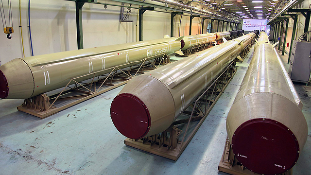 UN report claims that nuclear and missile programs in Iran are slowing down. (Photo: AP) (Photo: AP)