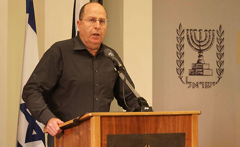 Ya'alon: Israel can't rely on US on Iran (Photo: Ido Erez)