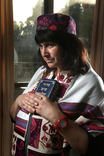 Susan Silverman. Named one of '10 sexiest rabbis' (Photo: Alex Kolomoisky)