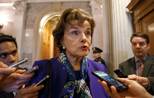 US Senator Dianne Feinstein (Photo: AP) (Photo: AP)