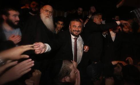 ראש העיר בית שמש, משה אבוטבול (צילום: גיל יוחנן)