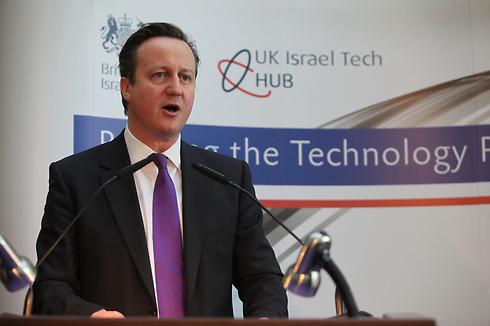 David Cameron: ISIS poses greater threat than ever. (Photo: Gil Yochanon) (Photo: Gil Yochanon)
