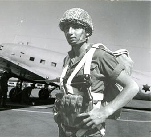 Military legend Har-Zion