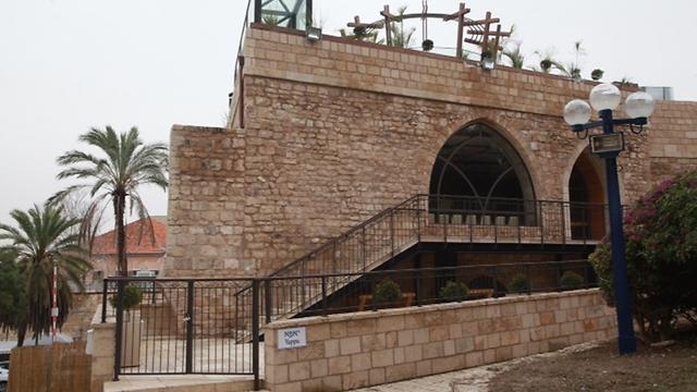 """מתחם אולם האירועים """"יאפה"""" ביפו העתיקה (צילום: מוטי קמחי) (צילום: מוטי קמחי)"""