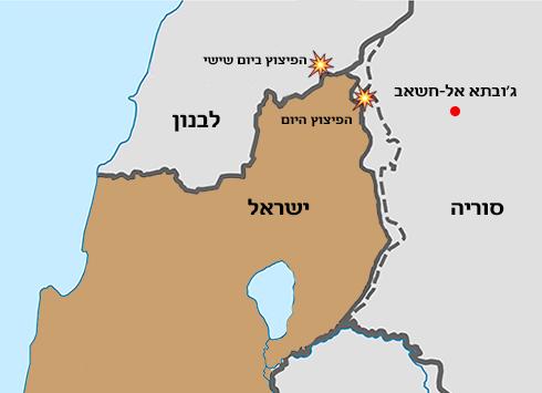 מפת האזור (צילום: shutterstock) (צילום: shutterstock)