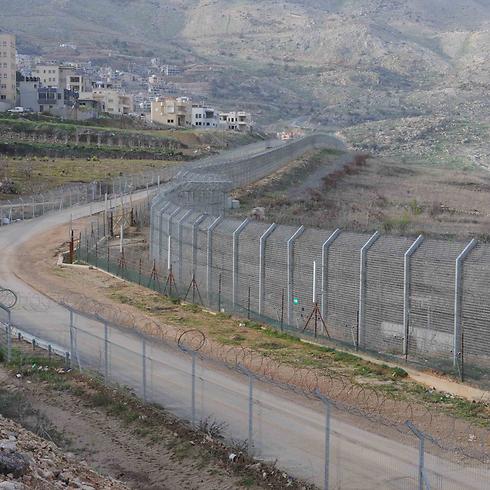 Israel-Syria border (Photo: Avihu Shapira) (Photo: Avihu Shapira)