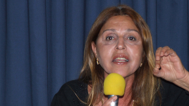 Carmela Menashe (Photo: Sason Tiram) (Photo: Sason Tiram)
