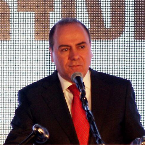 Minister Silvan Shalom (Photo: Roee Idan)