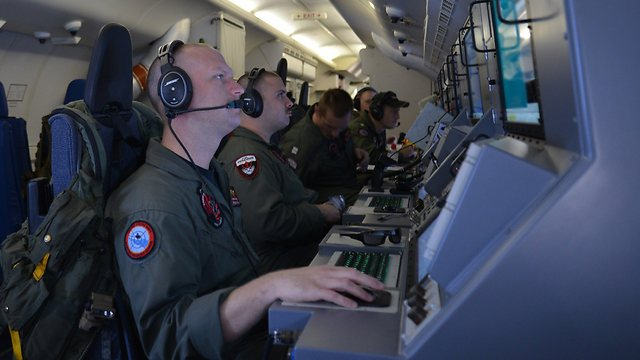 US military help search for missing Malaysian plane (Photo: AFP) (Photo: AFP)