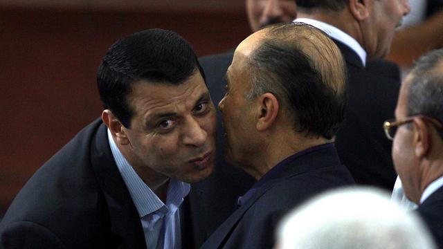Mohammed Dahlan (Photo: AFP)