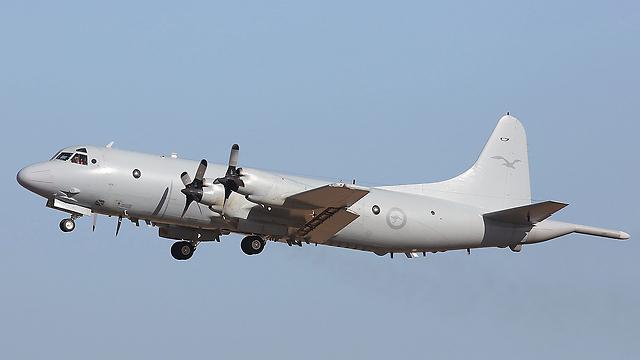 מטוס אוסטרלי (צילום: AP) (צילום: AP)