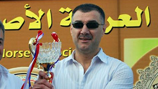 Hilal Assad, president's assassinated cousin. Random success by rebels?