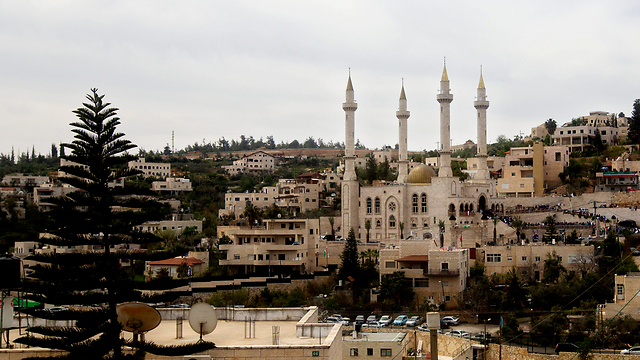 אבו גוש. הפליה בוטה לרעת המגזר הערבי (צילום: AP) (צילום: AP)