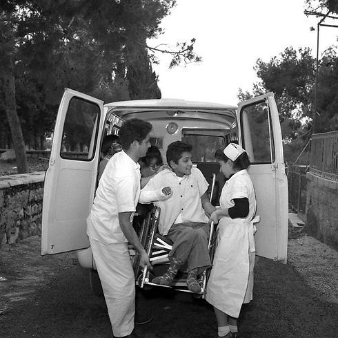 """בית החולים אלי""""ן, ירושלים (צילום: באדיבות בית החולים אלי""""ן) (צילום: באדיבות בית החולים אלי"""
