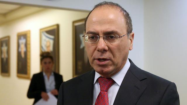 Interior Minister Silvan Shalom (Photo: Mark Salem)