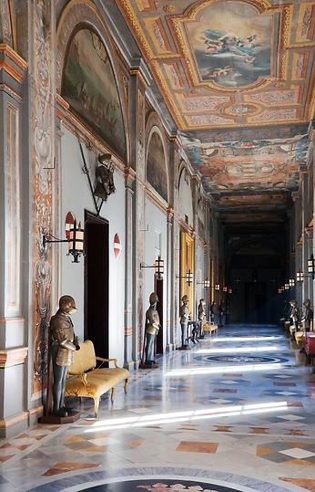 לצאת מלך. ארמון הגראנד מסטרס (צילום: shutterstock)