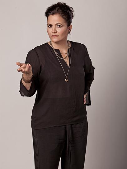 ויויאן זגורי (צילום: אוהד רומנו)