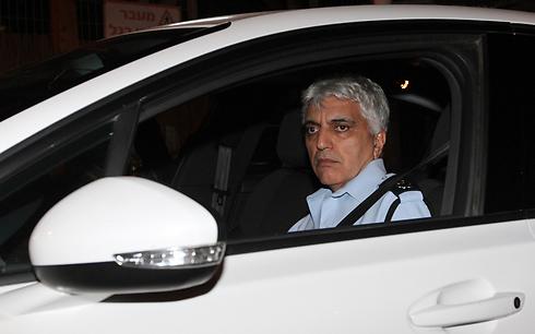 ראש אגף החקירות מני יצחקי (צילום: עידו ארז) (צילום: עידו ארז)
