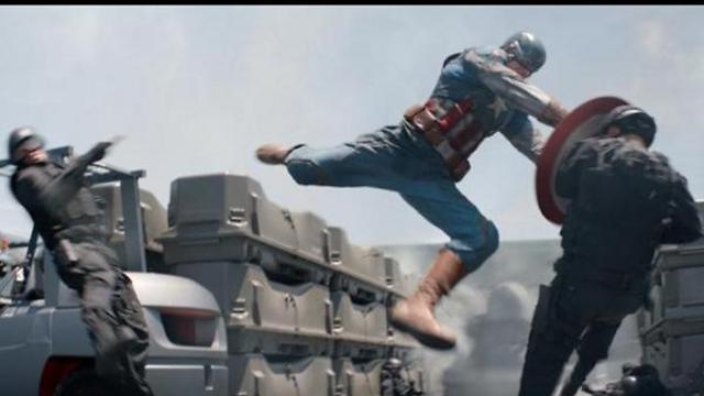 קפטן אמריקה. ברוך שובך ()