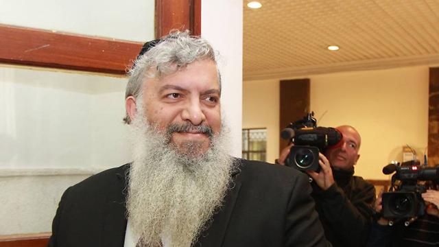 סגן ראש העיר אליעזר שמחיוף (צילום: גיל יוחנן) (צילום: גיל יוחנן)