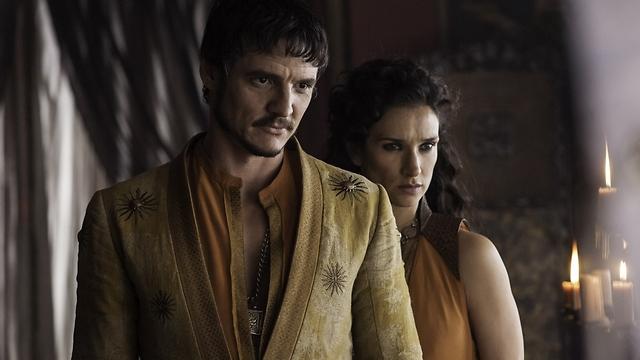 אוברין מארטל. ניסה לנקום את מותה של אחותו (צילום: HBO) (צילום: HBO)