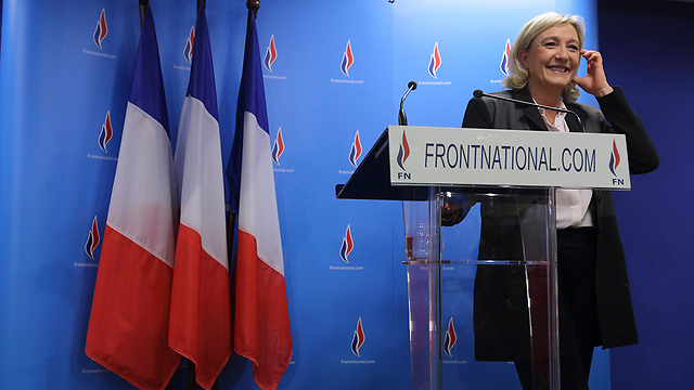 Marine Le Pen. 'The far right party will likely succeed in curbing the Muslims, but who knows what will remain of France' (Photo: Reuters)    (Photo: Reuters)