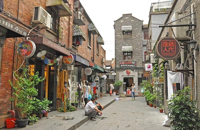 הסוהו. שנגחאי (צילום: shutterstock)