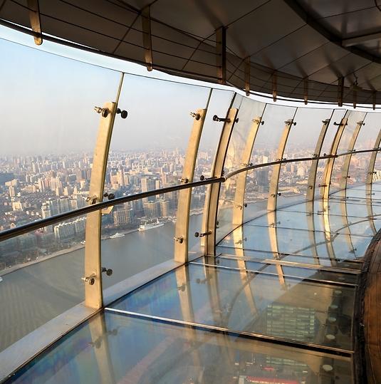 נוף פנורמי של 360 מעלות. מגדל הפנינה (צילום: shutterstock)