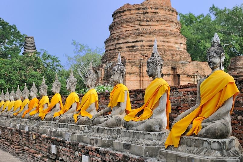 בודהיזם. מקדש ג'ייד בודהה (צילום: shutterstock)