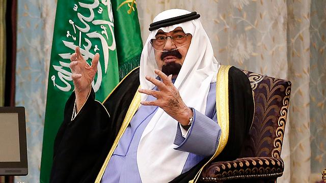 Saudi King Abdullah (Photo: Reuters) (Photo: Reuters)