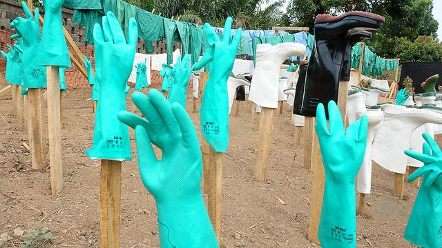 צוותי הסיוע התריאו, אך בארגון הבריאות העולמי התמהמהו (צילום: AFP) (צילום: AFP)