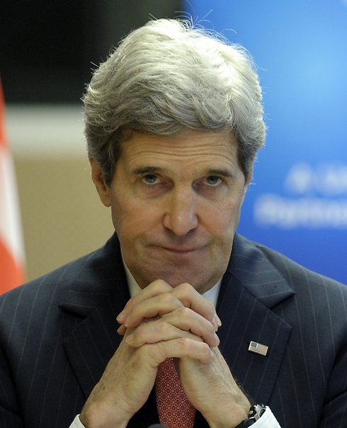 Secretary of State John Kerry (Photo: Reuters)