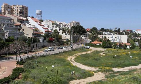 שכונת הרצליה ב', ממזרח לכביש החוף (צילום: עידו ארז) (צילום: עידו ארז)