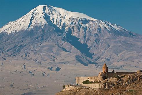 איפה היינו? אה כן, בארמניה. ארמניייייההההההההההההההה!!! (צילום: shutterstock) (צילום: shutterstock)