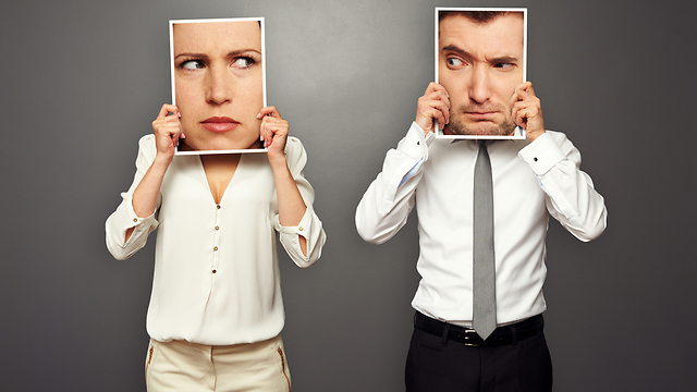 זוגות לא מאושרים נוטים להזניח את החברות ביניהם (צילום: shutterstock) (צילום: shutterstock)