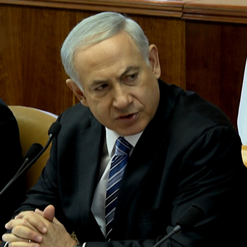 Netanyahu was ensuring the survival of his government (Photo: Eli Mendelbaum)