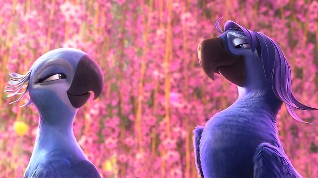 """כחולים, כחולים. """"ריו 2"""""""