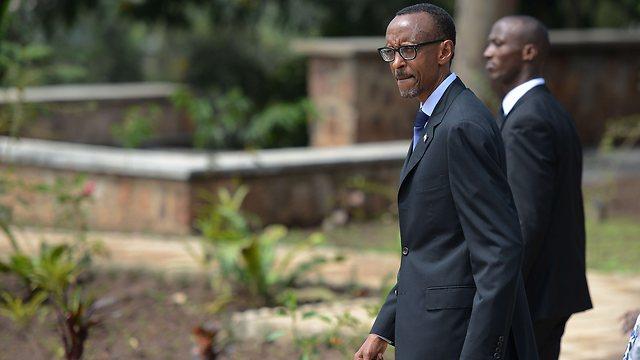 Rwanda's President Paul Kagame (Photo: AFP)