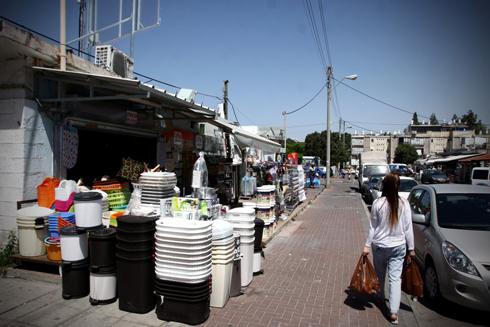 שכונת רמת אליהו בראשון לציון (צילום: אבי מועלם) (צילום: אבי מועלם)
