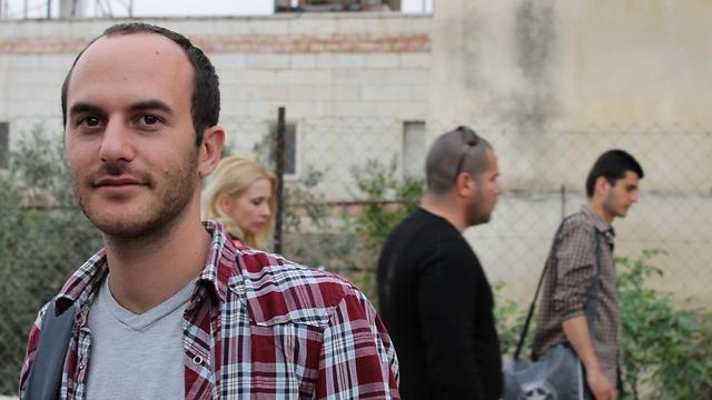 Student from Sderot Avia Infeld (Photo: Margarita Erbach)  (Photo: Margarita Erbach)