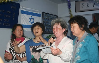 Jewish community settled in Kaifeng in the 8th or 9th century (Photo: Shavei Israel) (Photo: Shavei Israel)