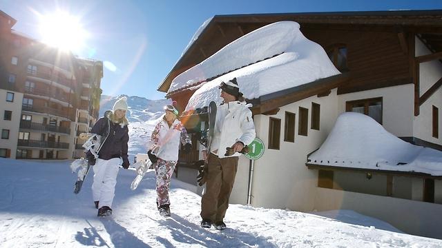 ואל טורנס  (צילום: ארכיון סקי דיל) (צילום: ארכיון סקי דיל)